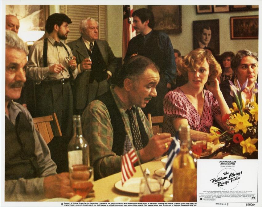 Pošťák vždy zvoní dvakrát (1981)