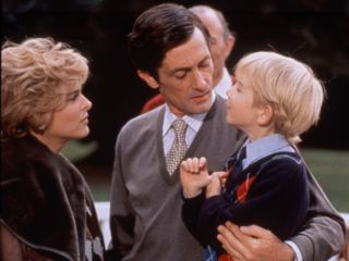 Catherine Oxenberg Roger Rees
