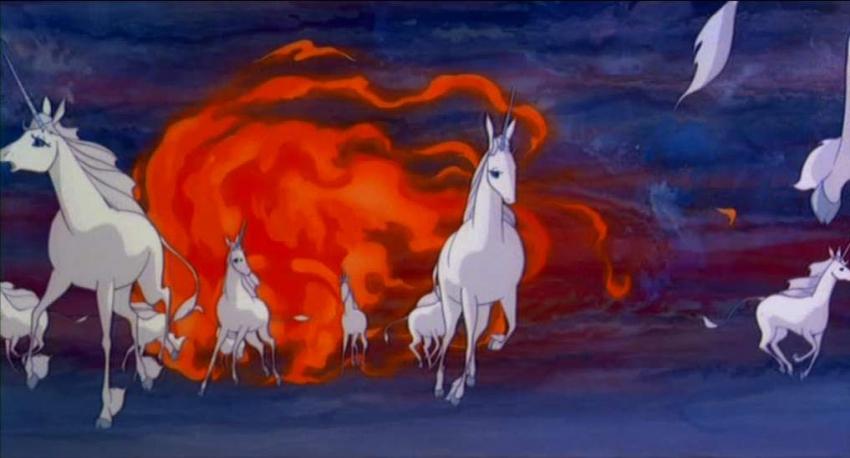 Poslední jednorožec (1982)
