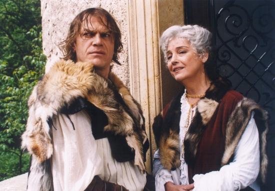 O svatební krajce (2003) [TV film]
