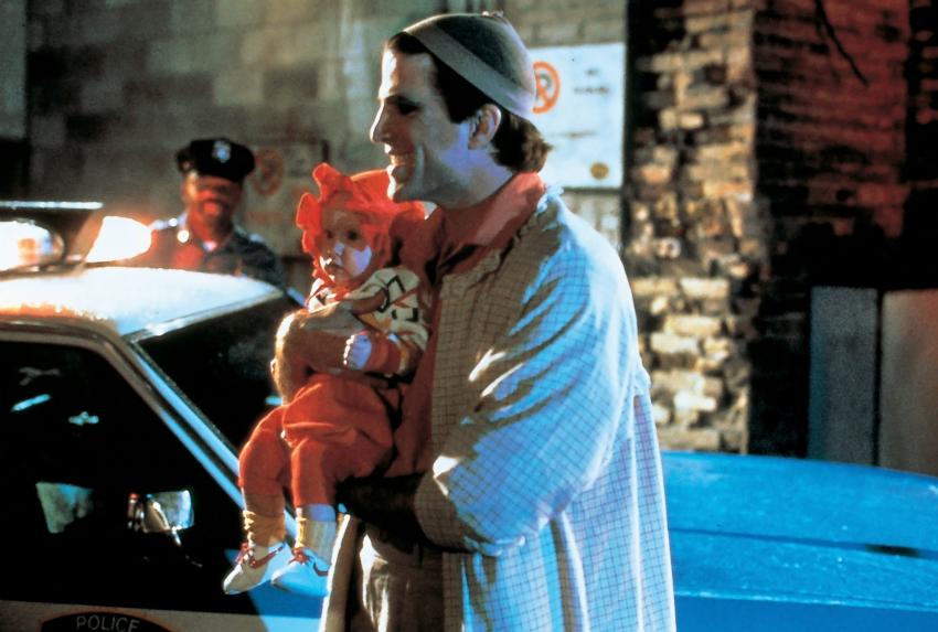 Tři muži a nemluvně (1987)
