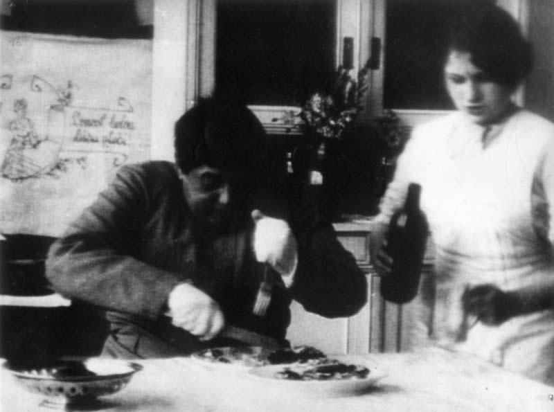 Pět smyslů člověka (1913)
