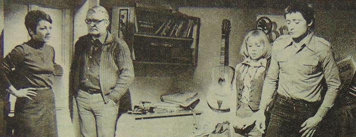 Rovnice o jedné krásné neznámé (1978) [TV hra]