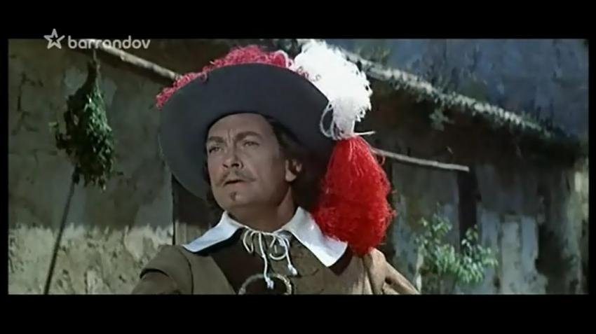 Železná maska (1962)