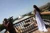 Turecko - zkouška svatební šatů