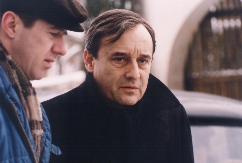 Jiří Langmajer a Viktor Preiss