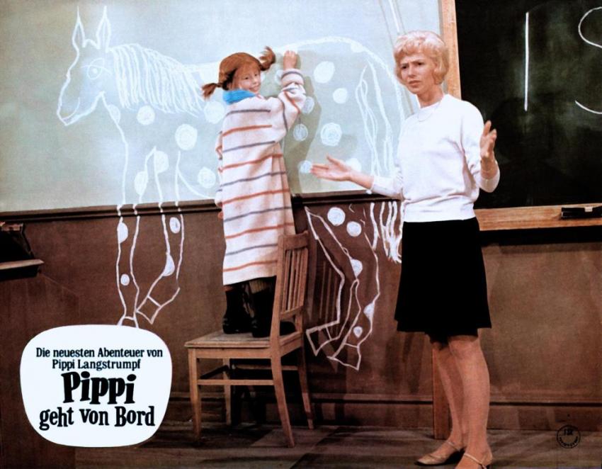 Pippi se připravuje na Vánoce (1969)
