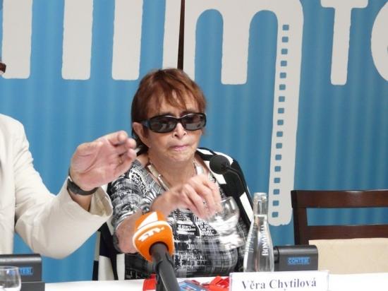 Na tiskové konferenci