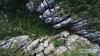 Jedno z monumentálních nádvoří Teplického skalního města