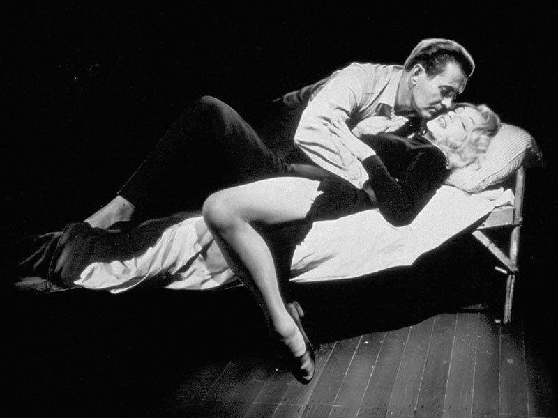 Tyrone Power,  Marléne Dietrich