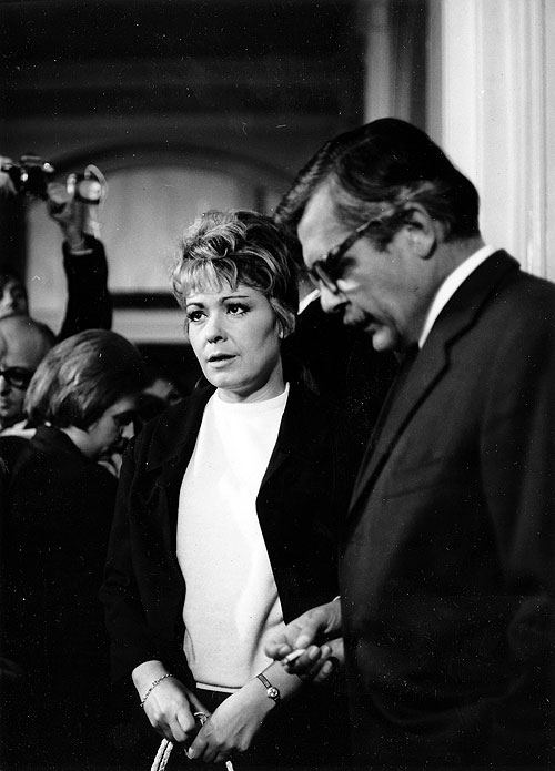 Odvážná slečna (1969)