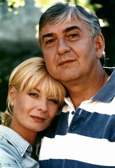 Vilma Cibulková, Miroslav Donutil