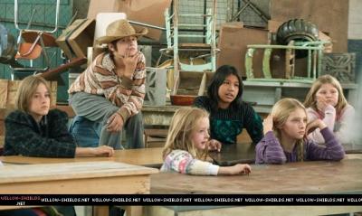 Za tabulí (2011) [TV film]