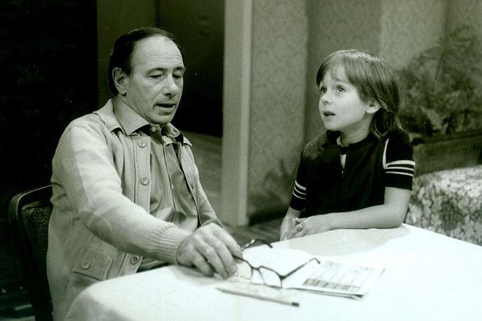 Žádná velká slova (1979) [TV inscenace]