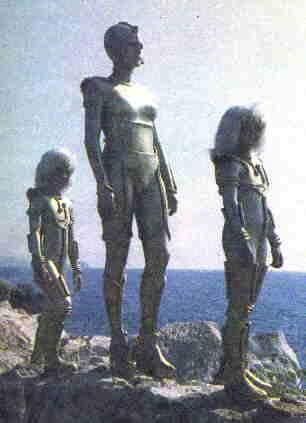 Monstrum z galaxie Arkana (1981)