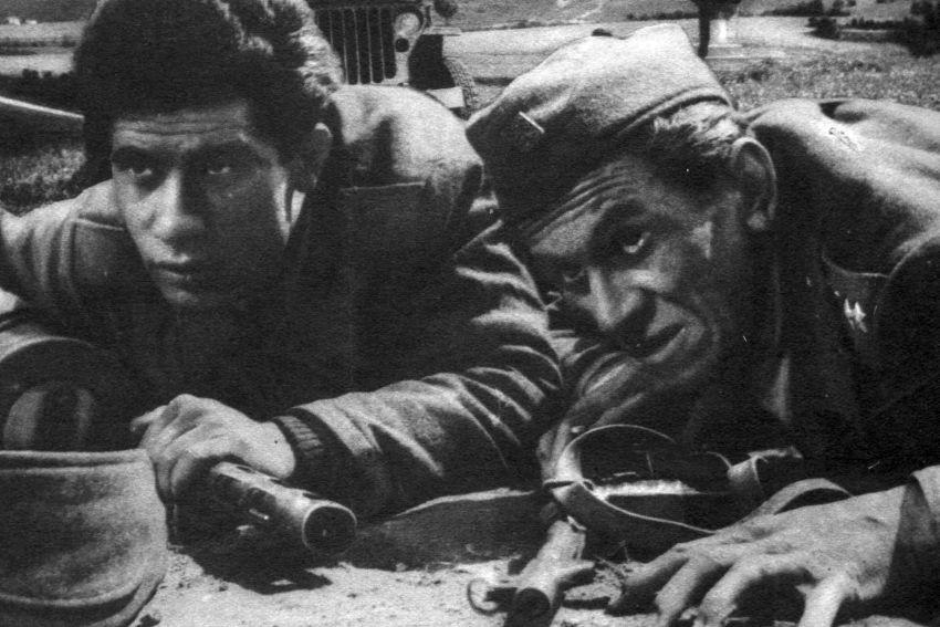 Tam za lesem (1962)
