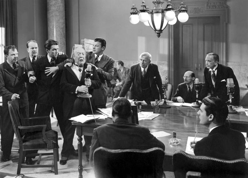 Pan Smith přichází (1939)