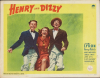 Henry and Dizzy (1942)
