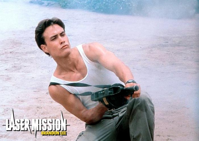 Laserová mise (1989)