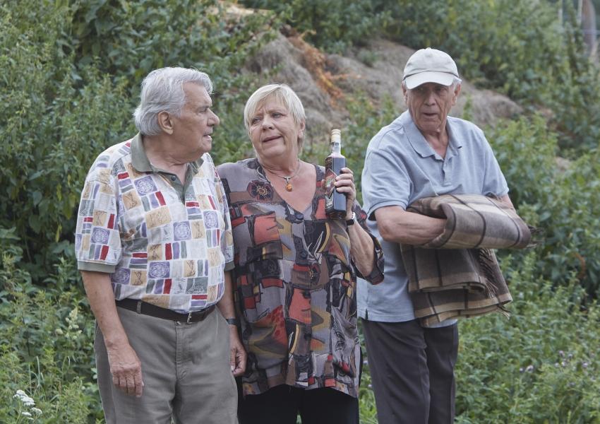 Ladislav Trojan, Jaroslava Obermaierová a Petr Kostka