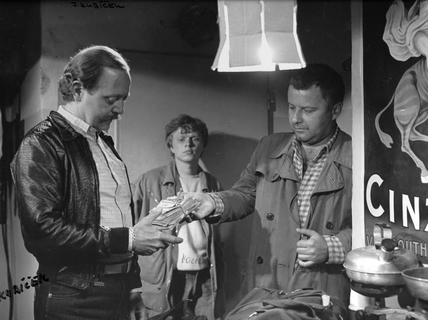 Zátah (1985)