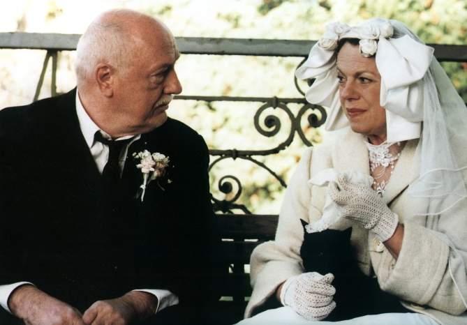 Karel Brožek a Iva Janžurová