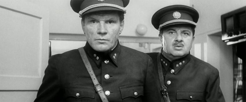 Jaroslav Moučka a Čestmír Řanda