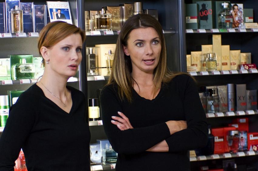 Jitka Schneiderová a Alice Bendová
