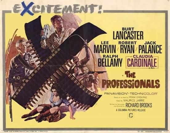 Profesionálové (1966)