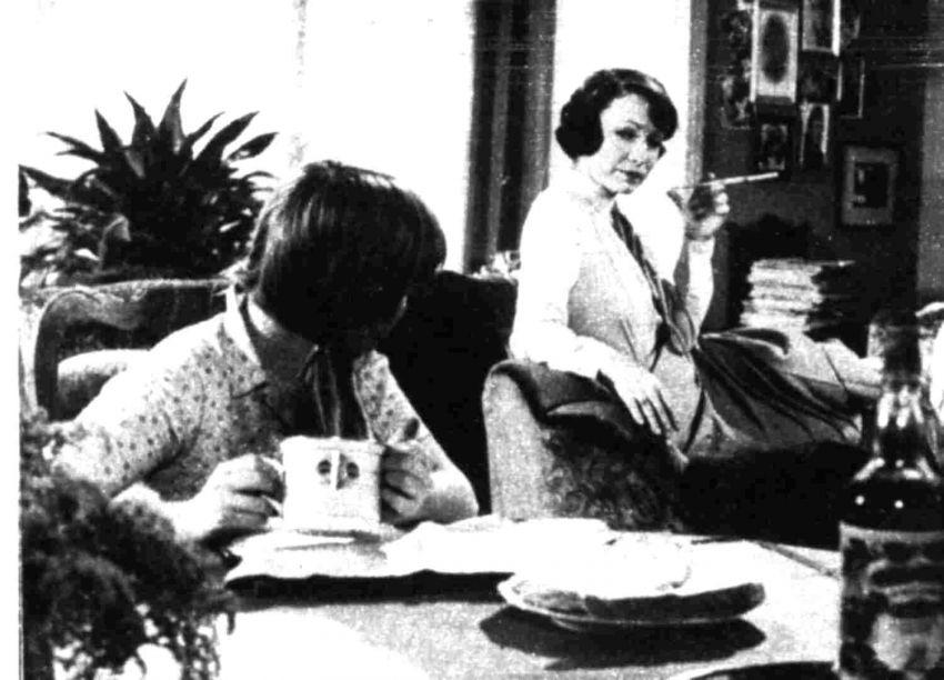 Zakázaný výlet (1981)