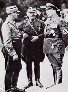 Ernst Röhm a Hermann Göring