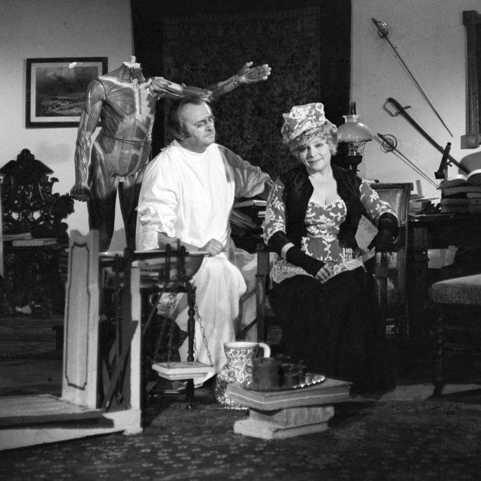 Jiří Sovák a Libuše Havelková