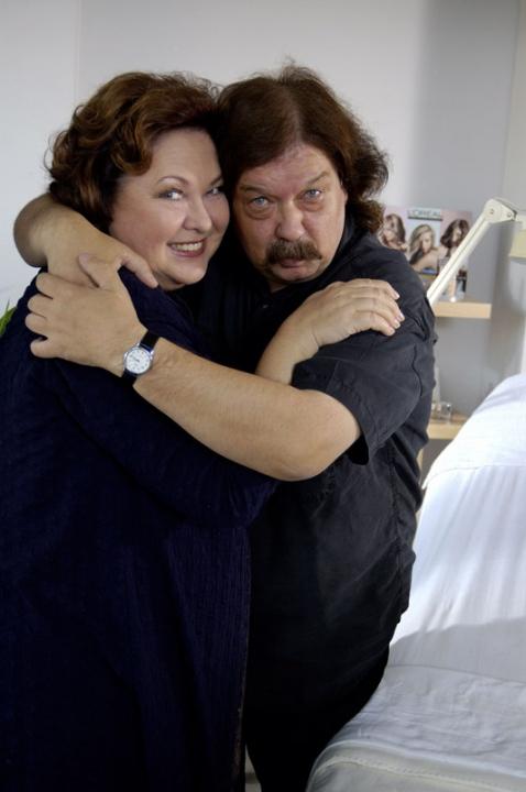 Naďa Konvalinková a Miroslav Čvorsjuk