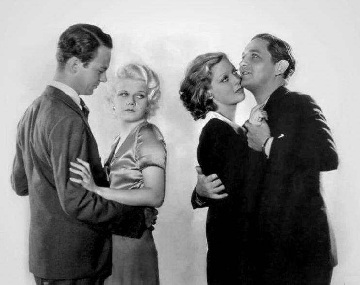 Platinová blondýnka (1931)
