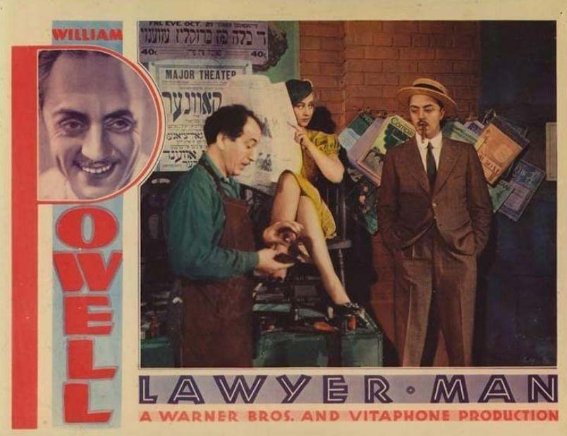 Lawyer Man (1932)