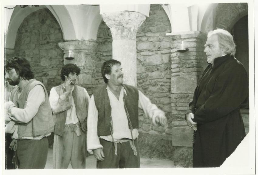 Il conte di Melissa (2000)