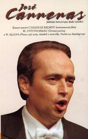 José Carreras - Jubilejní koncert pro 2. tisíciletí (1998)