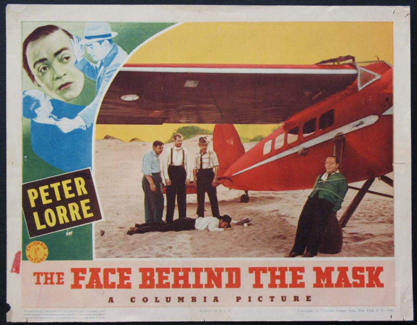 The Face Behind the Mask (1941)