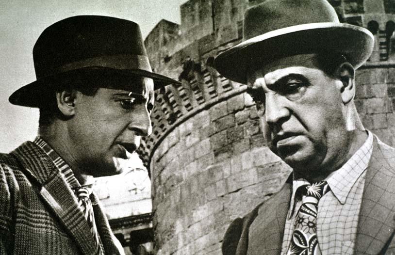 Un ladro in paradiso (1952)