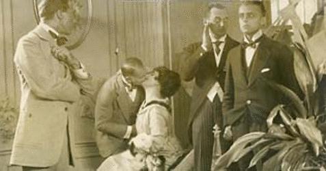 Hraběnka kuchyňskou vílou (1917)