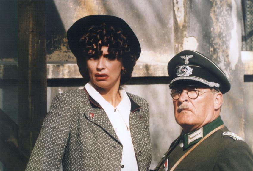 Ivana Chýlková a Vladimír Brabec