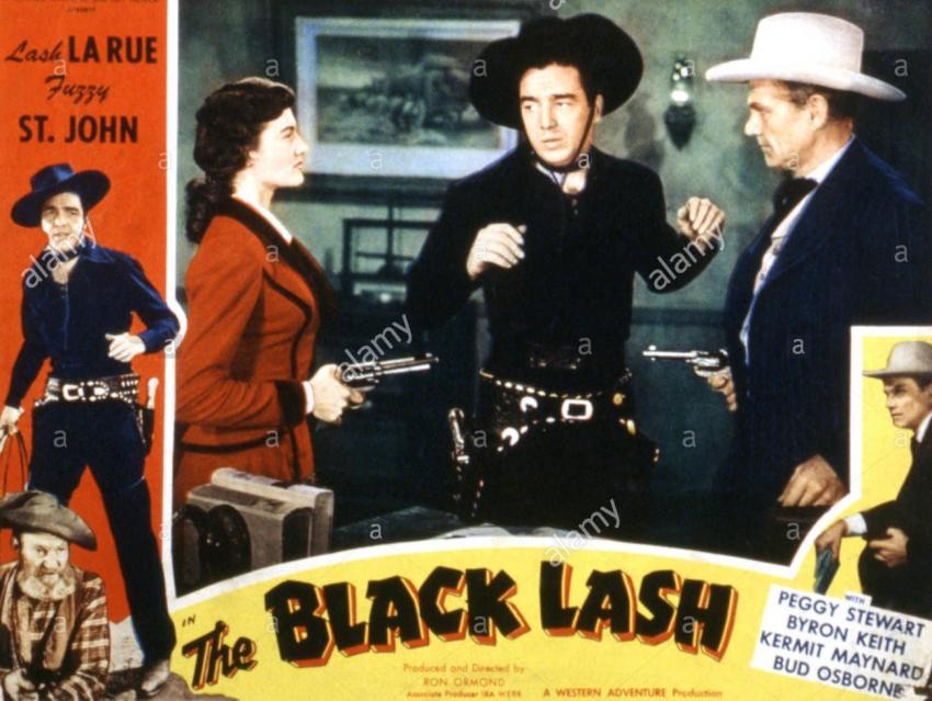 The Black Lash (1952)