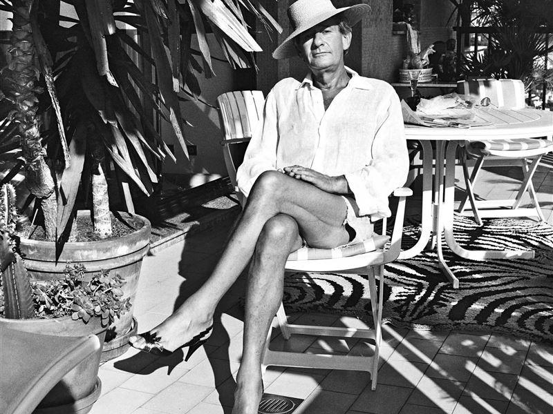 Helmut Newton: Nestoudná krása (2020)