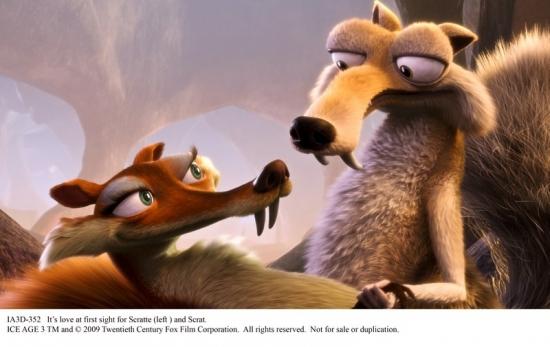 Doba ledová 3: Úsvit dinosaurů (2009)