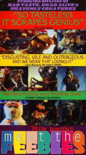 Meet the Feebles (1989)