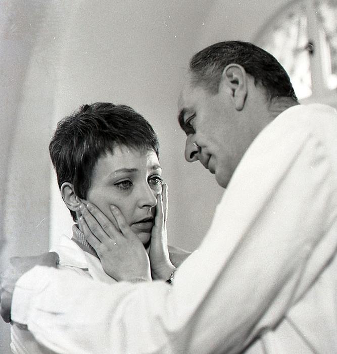 Jana Štěpánková a Josef Bláha
