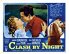V osidlech noci (1952)
