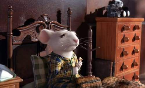 Myšák Stuart Little 2 (2002)