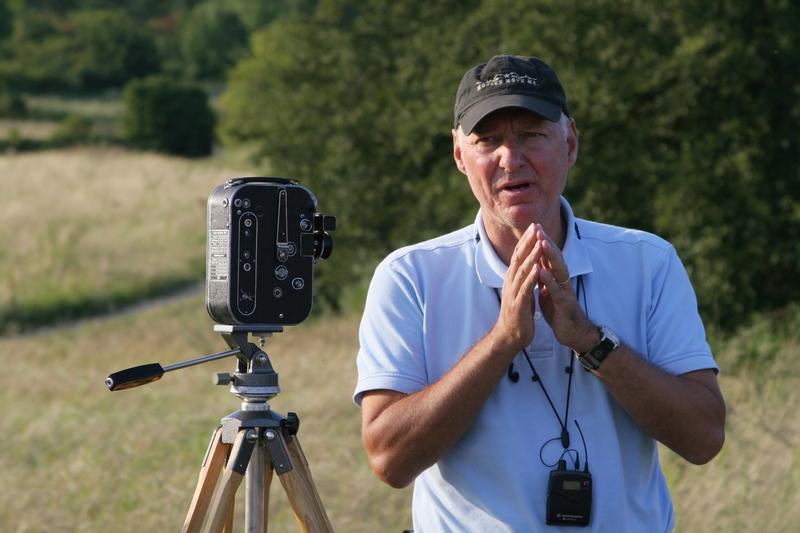 Natáčení v okolí Chcebuze:  Petr Nikolaev