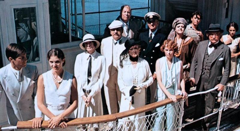 Smrt na Nilu (1977)